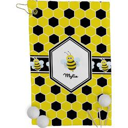 Honeycomb Golf Towel - Full Print (Personalized)
