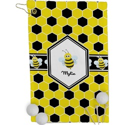 Honeycomb Golf Towel - Full Print (Personalized)