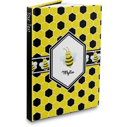Honeycomb Hardbound Journal (Personalized)