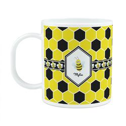 Honeycomb Plastic Kids Mug (Personalized)
