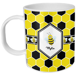 Honeycomb Plastic Kids Mug (Personalized)