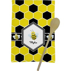 Honeycomb Kitchen Towel - Full Print (Personalized)