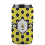 Honeycomb Can Sleeve (12 oz) (Personalized)