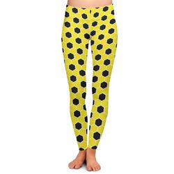 Honeycomb Ladies Leggings - Medium (Personalized)