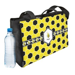 Honeycomb Ladies Workout Bag (Personalized)