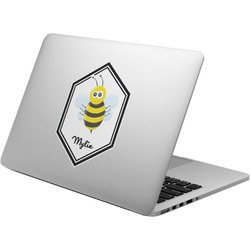 Honeycomb Laptop Decal (Personalized)
