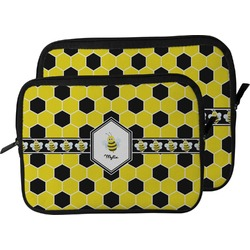 Honeycomb Laptop Sleeve / Case (Personalized)