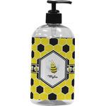 Honeycomb Plastic Soap / Lotion Dispenser (Personalized)