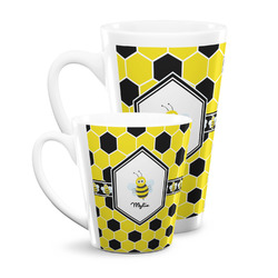 Honeycomb Latte Mug (Personalized)