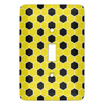 Honeycomb Light Switch Covers (Personalized)