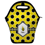 Honeycomb Lunch Bag w/ Name or Text