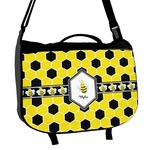 Honeycomb Messenger Bag (Personalized)