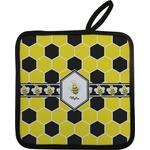 Honeycomb Pot Holder (Personalized)