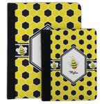 Honeycomb Padfolio Clipboard (Personalized)