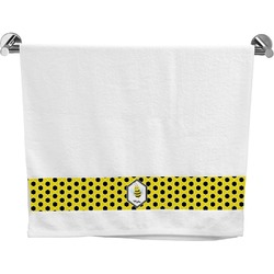 Honeycomb Bath Towel (Personalized)