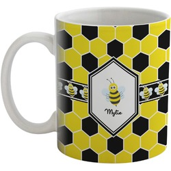 Honeycomb Coffee Mug (Personalized)