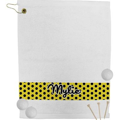 Honeycomb Golf Bag Towel (Personalized)