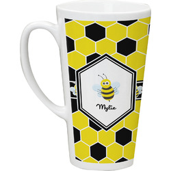 Honeycomb Latte Mug (Personalized)