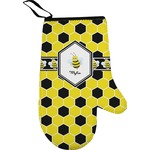 Honeycomb Oven Mitt (Personalized)