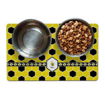Honeycomb Dog Food Mat (Personalized)