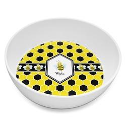 Honeycomb Melamine Bowl 8oz (Personalized)