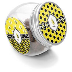 Honeycomb Puppy Treat Jar (Personalized)