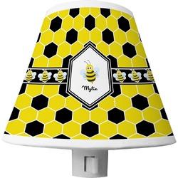 Honeycomb Shade Night Light (Personalized)