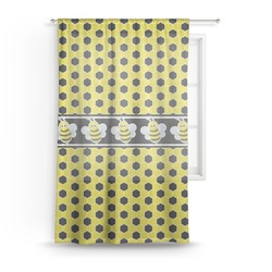 Honeycomb Sheer Curtains (Personalized)