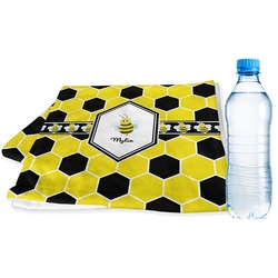 Honeycomb Sports Towel (Personalized)