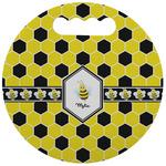 Honeycomb Stadium Cushion (Round) (Personalized)