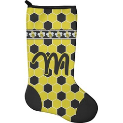 Honeycomb Holiday Stocking - Neoprene (Personalized)