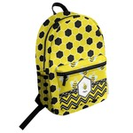 Honeycomb Student Backpack (Personalized)