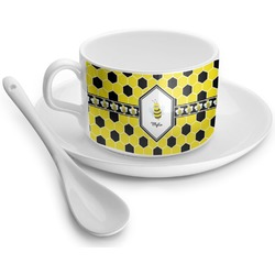 Honeycomb Tea Cup - Single (Personalized)