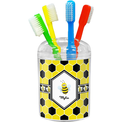 Honeycomb Toothbrush Holder (Personalized)