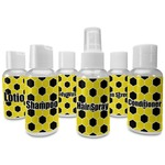 Honeycomb Travel Bottles (Personalized)