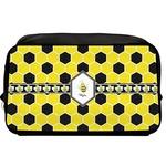 Honeycomb Toiletry Bag / Dopp Kit (Personalized)