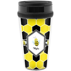 Honeycomb Travel Mugs (Personalized)