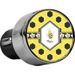 Honeycomb USB Car Charger (Personalized)