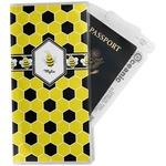 Honeycomb Travel Document Holder