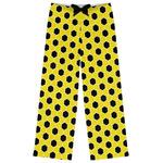 Honeycomb Womens Pajama Pants (Personalized)