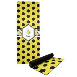 Honeycomb Yoga Mat (Personalized)