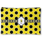Honeycomb Zipper Pouch (Personalized)