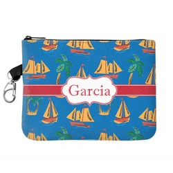 Boats & Palm Trees Golf Accessories Bag (Personalized)