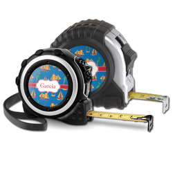 Boats & Palm Trees Tape Measure (Personalized)
