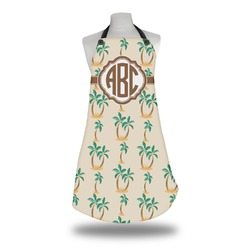 Palm Trees Apron (Personalized)