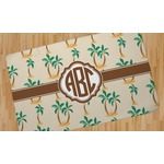 Palm Trees Area Rug (Personalized)