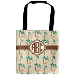 Palm Trees Auto Back Seat Organizer Bag (Personalized)