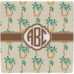 Palm Trees Ceramic Tile Hot Pad (Personalized)