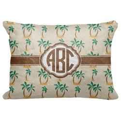 Palm Trees Decorative Baby Pillowcase - 16