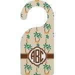 Palm Trees Door Hanger (Personalized)